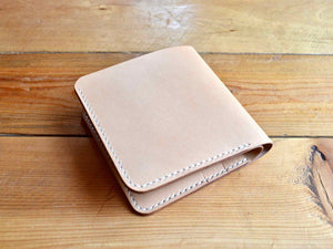 Slim Bifold No. 1 - Natural Tan