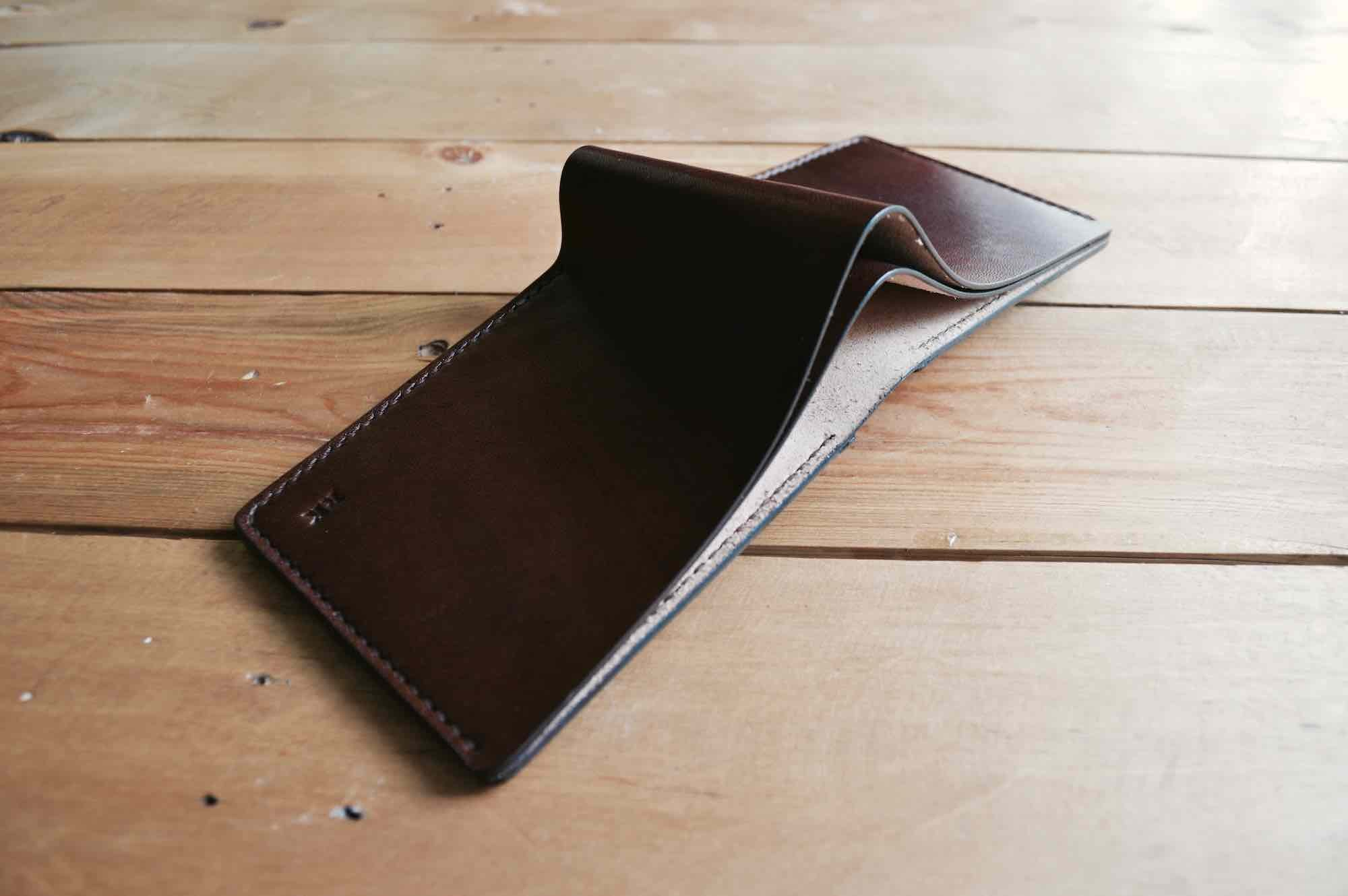 Classic Wallet - Chocolate