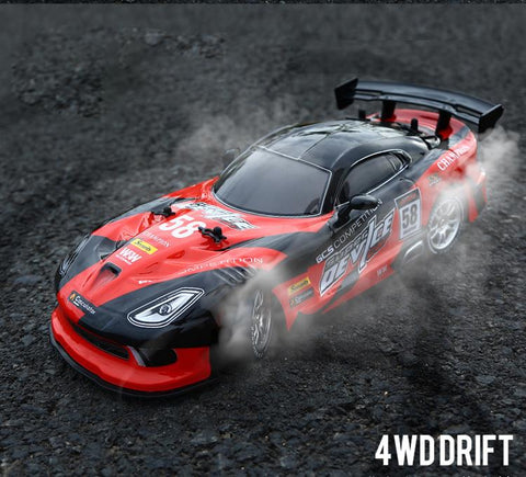 Dodge Viper Drift Toy 4WD Drift