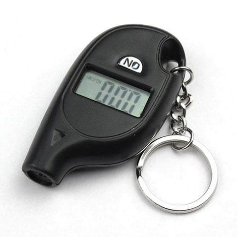 Tire Pressure Monitor System Front Side View
