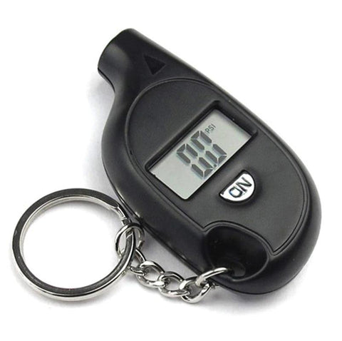Tire Pressure Monitor System Front Side