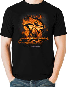Burning SRT Hellcat Tee