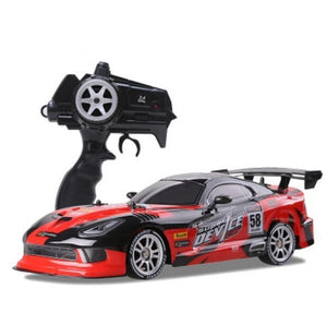 Dodge Viper Drift Toy RED