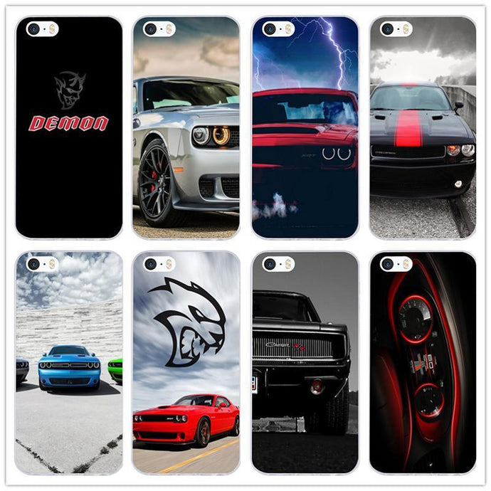 Dodge iPhone Cases