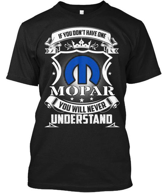 If You Don't Have Mopar Tee Black