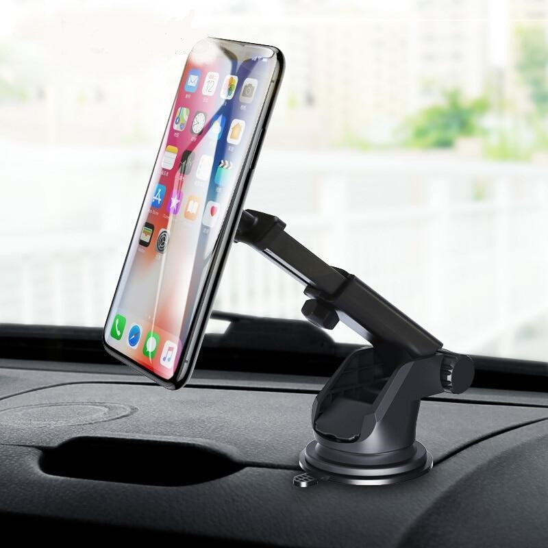 Telescopic 360° Car Phone Holder