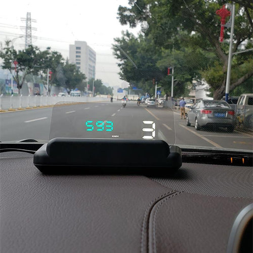 Universal Car HeadUp Display