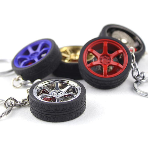 Wheel Keychain ALL