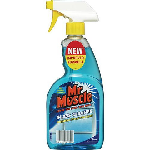 Mr Muscle Cleaner