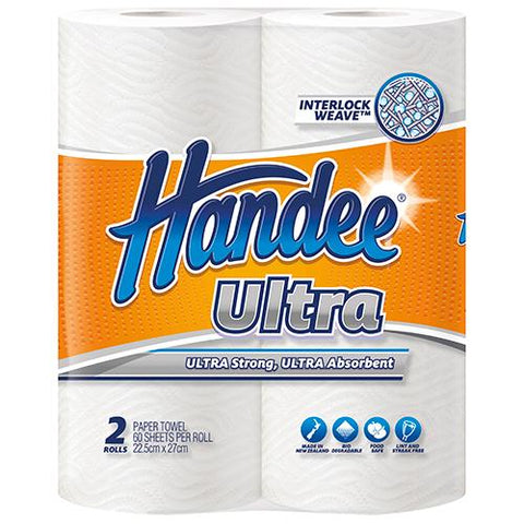 Handee Paper Towels 2 Ply