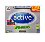 Active Lime With Baking Soda Rapid Superior Speed & Shine Tablets