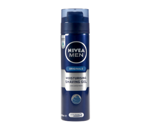 Nivea Men Moisturising Shaving Gel