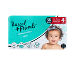 Rascal and Friends Premium Nappies Unisex 10-15kg Toddler