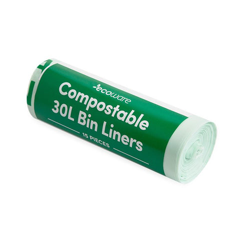 Compostable Bin Liners 30L