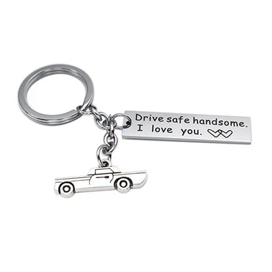 Engraved Key Chain for your Loved Ones