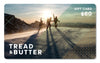 Tread & Butter cork insoles gift card