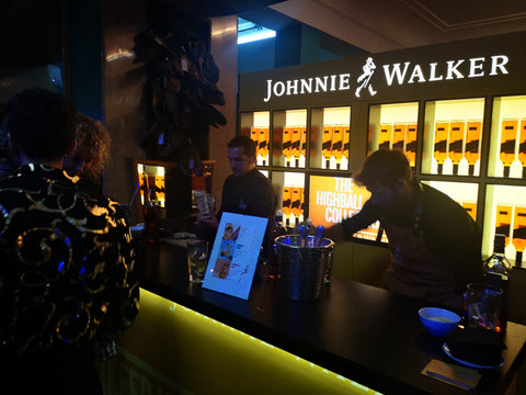 Fiesta Johnny Walker Vintalogy