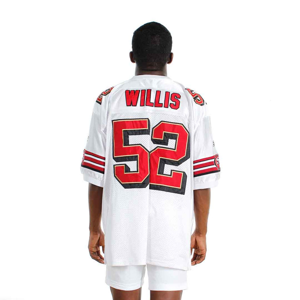 Camiseta Rugby NFL SAN FRANCISCO WILLIS - Vintalogy