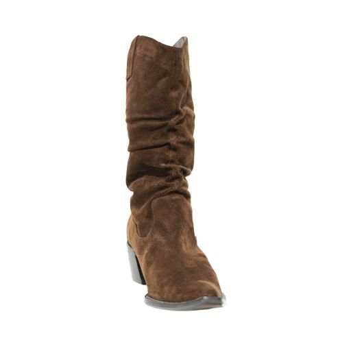 Botas cowboy young spirit marron