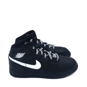 Jordan 1 Mid 'Speckle' (GS)