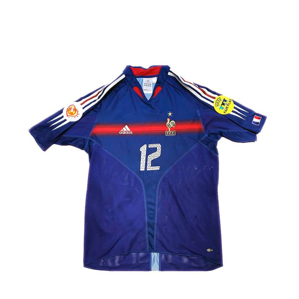 Soccer T-shirt France 'Henry' (2004)