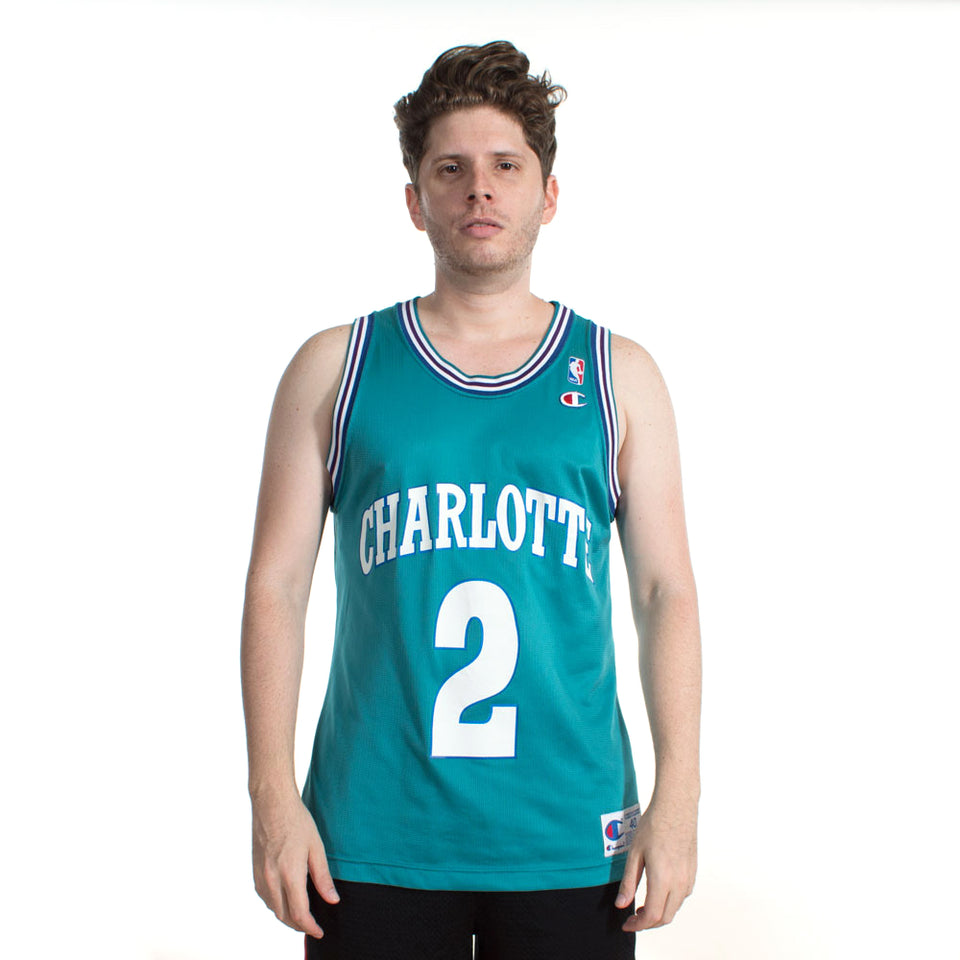 Camiseta BASKET CHARLOTTE Johnson - Vintalogy