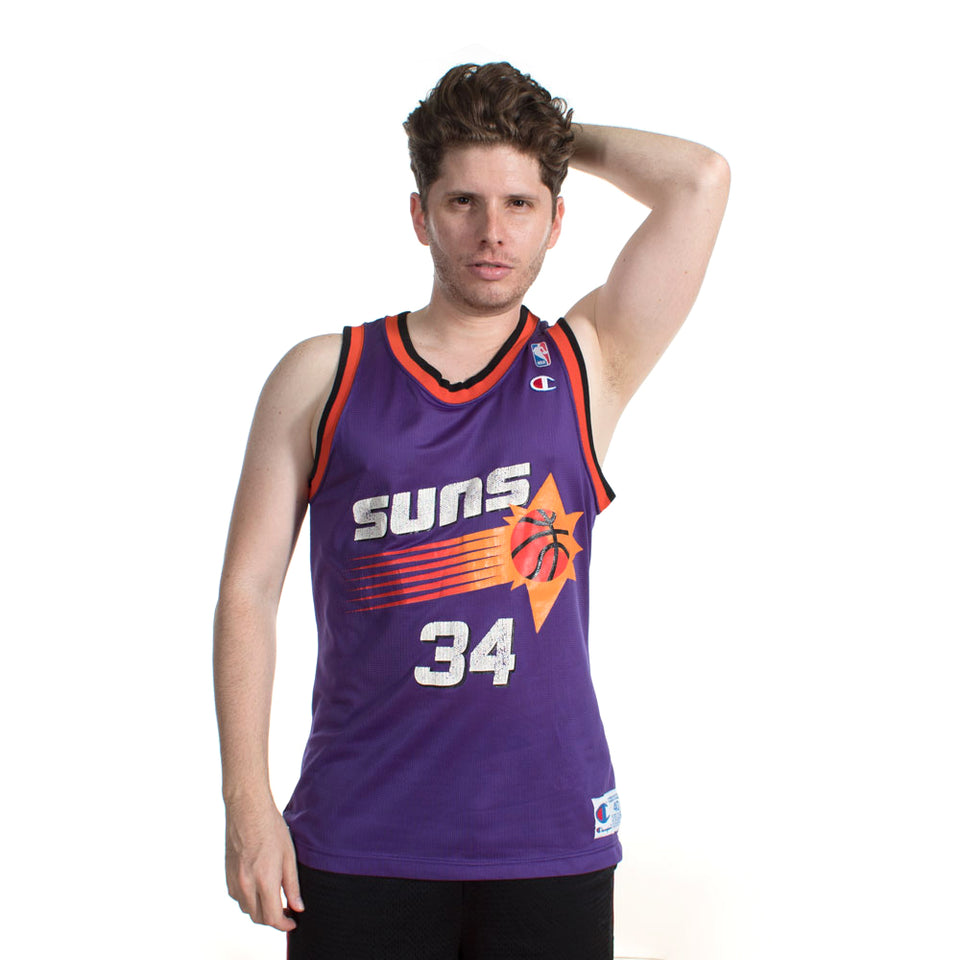 Camiseta BASKET SUNS Charles Barkley - Vintalogy