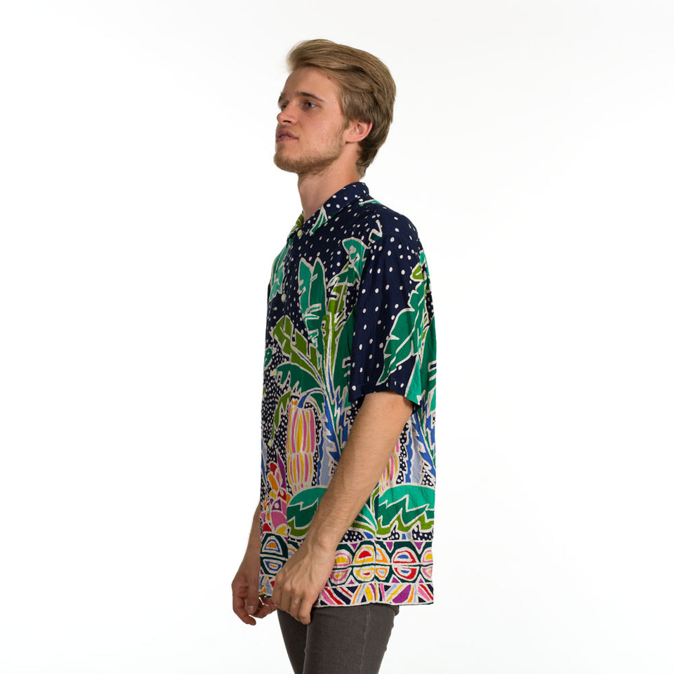 Camisa hawaiana Jams World - Vintalogy