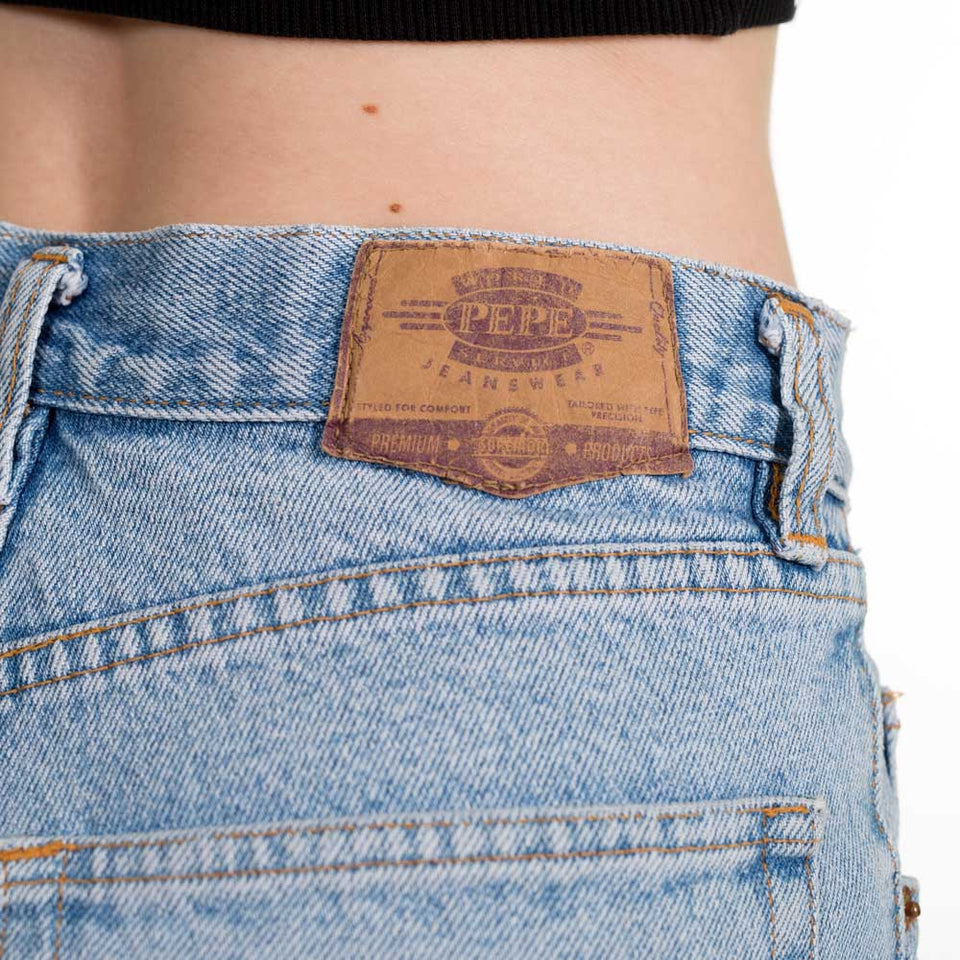 Short denim Pepe Jeans