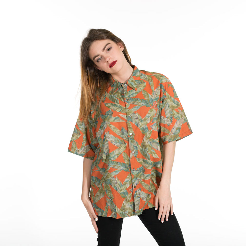 Camisa Hawaiana Tori Richard - Vintalogy