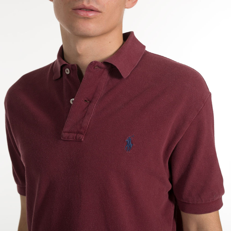 Polo Ralph Lauren burdeos
