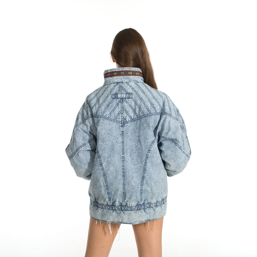 Bomber denim - Vintalogy