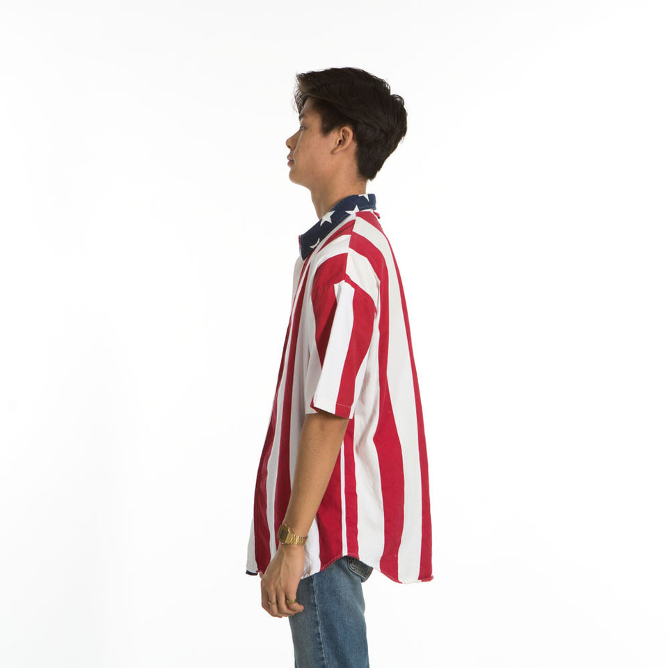 Camisa manga corta American Clothing Co. - Vintalogy
