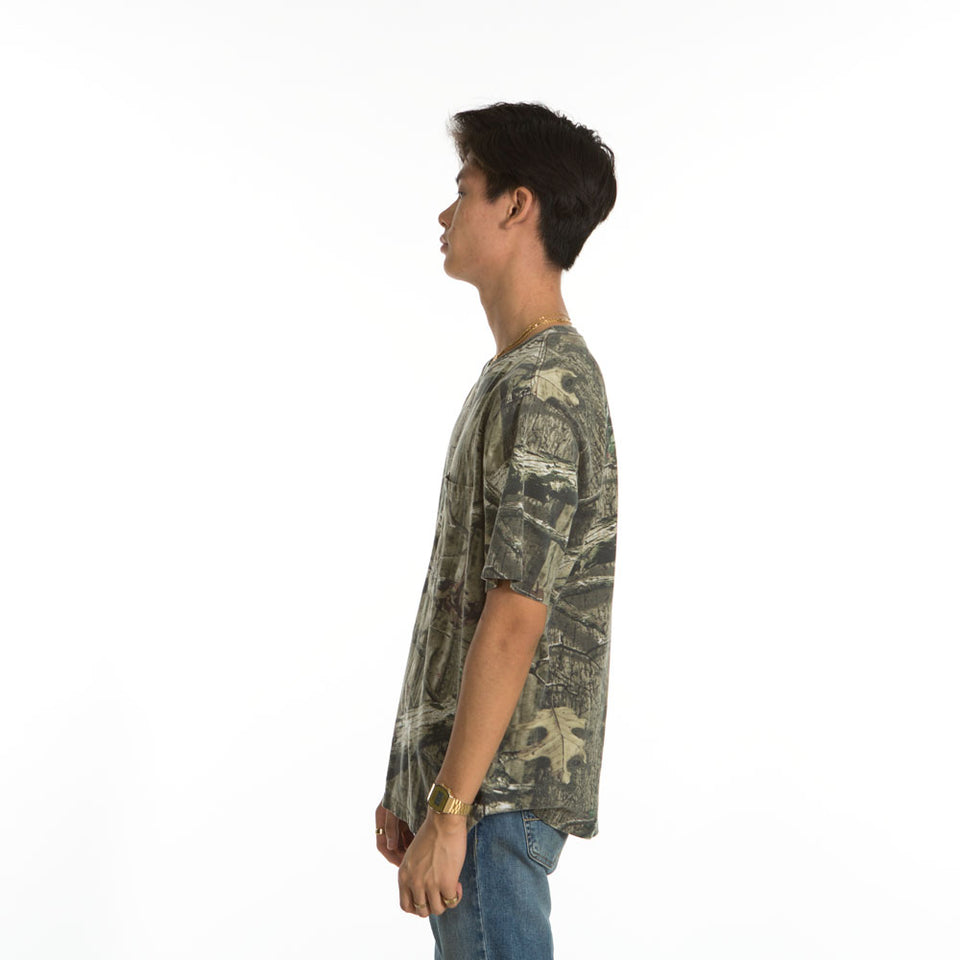 Camiseta militar Break Up Infinity - Vintalogy