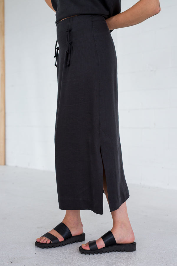 Knot Skirt - LAST ONE (6)