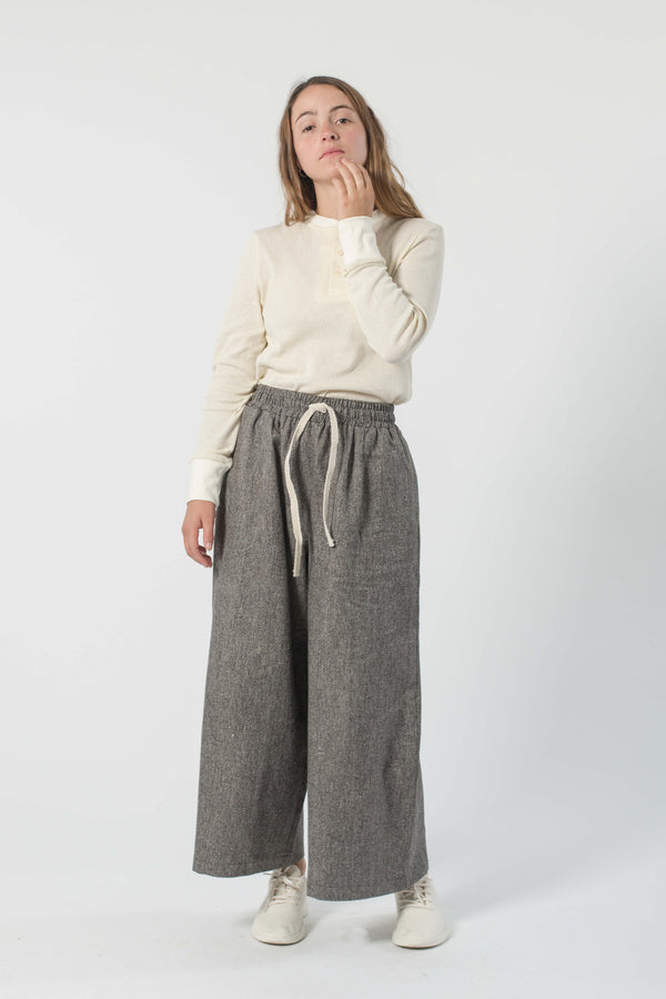 Hemp Twill Gallery Pant- LAST PAIR (XL)