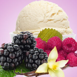 Black Raspberry Vanilla 100% Soy Wax