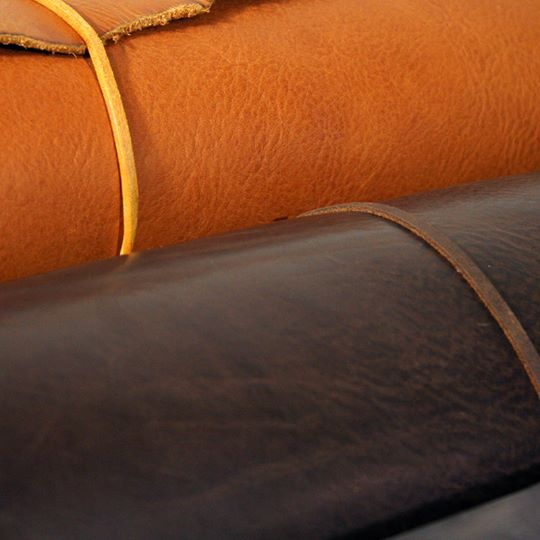 Leather 100% Soy Wax