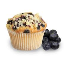Blueberry Muffin 100% Soy Wax