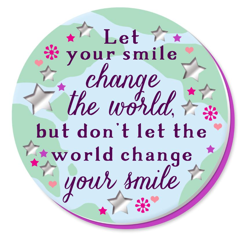 Let Your Smile