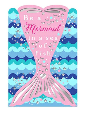 Be A Mermaid