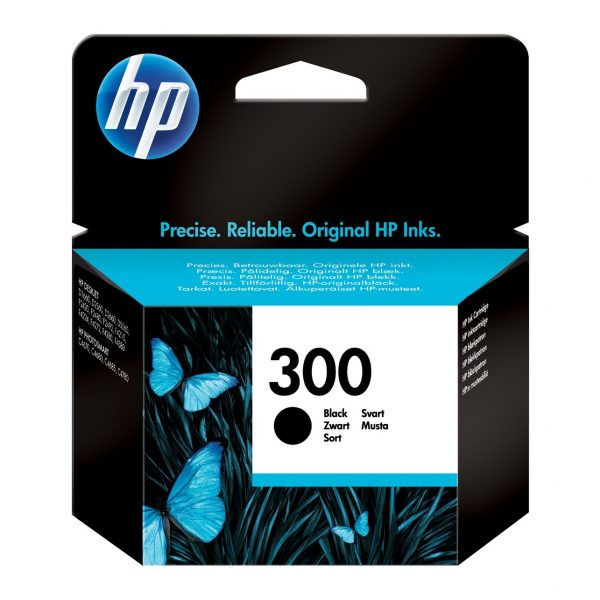 HP 300 Black Original Ink Cartridge