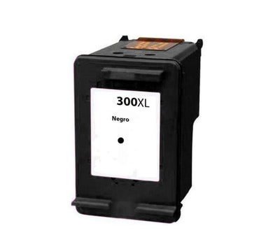 HP 300 XL Black Compatible Ink Cartridge