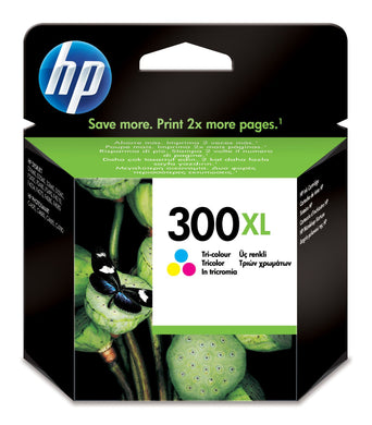 HP 300 XL Tri-Colour Original Ink Cartridge