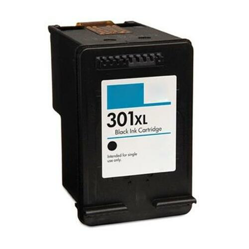 HP 301 XL Black Compatible Ink Cartridge