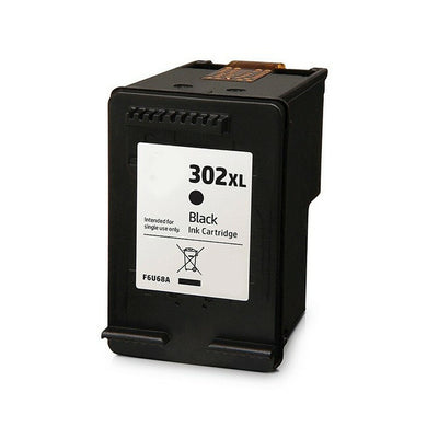 HP 302 XL Black Compatible Ink Cartridge