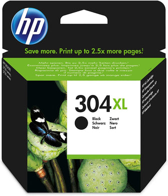 HP 304 XL Black Original Ink Cartridge