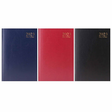 2020 A5 Day to View Desk Diary