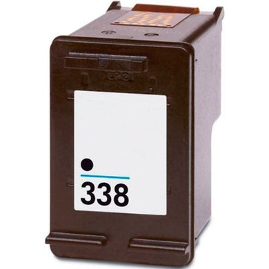 HP 338 Black Compatible Ink Cartridge