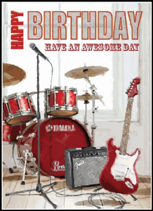 Calibre Birthday Cards